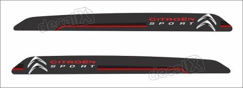 Adesivo Faixa Lateral Citroen C3 Sport 3m C314