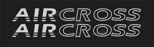 Adesivo Faixa Lateral Citroen Aircross 3m Arco16