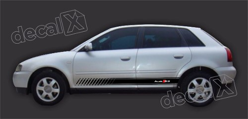 Adesivo Audi A3 Lateral A33