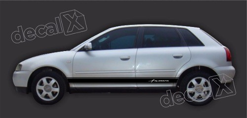 Adesivo Audi A3 Lateral A40