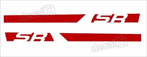 Adesivo Faixa Lateral Nissan March Mar22