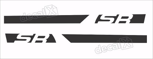 Adesivo Faixa Lateral Nissan March Mar23