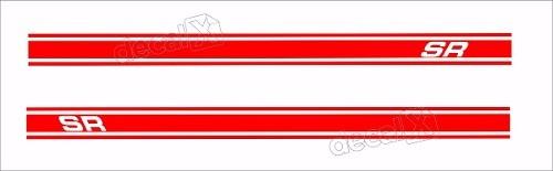 Adesivo Faixa Lateral Nissan March Mar24