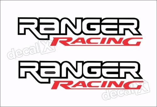 Adesivos Faixa Caçamba Ford Ranger Ran93