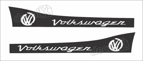 Adesivo Faixa Volkswagen Fusca Fu99