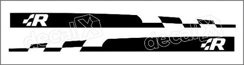 Adesivo Faixa Volkswagen Gol Golmf005