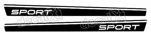 Adesivo Faixa Volkswagen Voyage Vv007