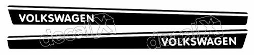 Adesivo Faixa Volkswagen Voyage Vv009