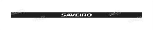 Adesivo Faixa Tampa Traseiro Volkswagen Saveiro Sv03