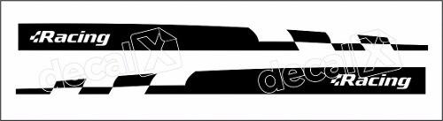 Adesivo Faixa Volkswagen Gol Golmf003