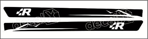 Adesivo Faixa Volkswagen Gol Golma005