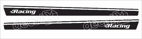 Adesivo Faixa Volkswagen Gol Golmb003