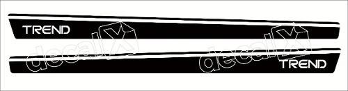 Adesivo Faixa Volkswagen Gol Golmb004