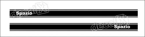 Adesivo Fiat 147 Faixa Lateral 3m 14702