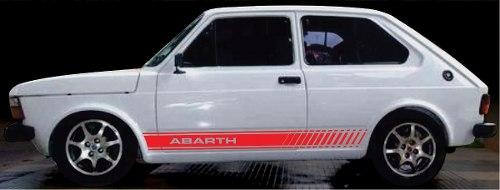 Adesivo Fiat 147 Faixa Lateral 3m 14708