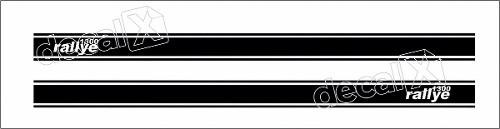 Adesivo Fiat 147 Faixa Lateral 3m 14701