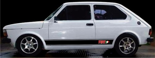 Adesivo Fiat 147 Faixa Lateral 3m 14713