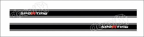Adesivo Fiat 147 Faixa Lateral 3m 14715