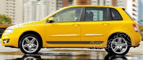 Adesivo Faixa Fiat Stilo 3m Stilo03