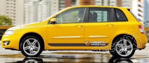 Adesivo Faixa Fiat Stilo 3m Stilo06
