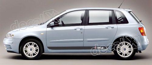 Adesivo Faixa Fiat Stilo 3m Stilo07