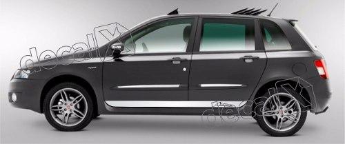 Adesivo Faixa Fiat Stilo 3m Stilo16