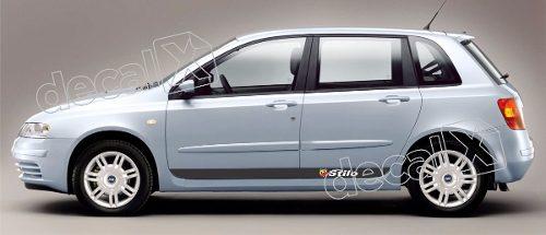 Adesivo Faixa Fiat Stilo 3m Stilo11