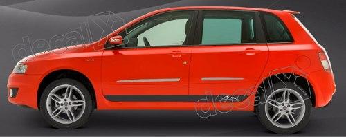 Adesivo Faixa Fiat Stilo 3m Stilo22