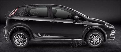 Adesivo Faixa Lateral Fiat Punto Pntof20