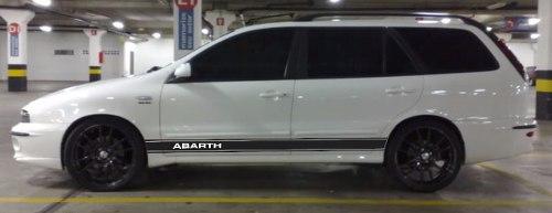 Adesivo Faixa Lateral Fiat Marea Mreaw02