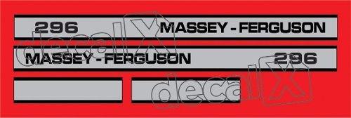 Kit Adesivos Massey Ferguson Mf296 296