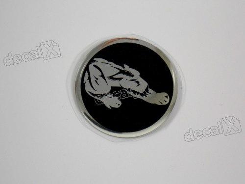 Adesivo Emblema Volante Panther Resinado