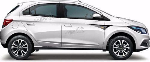 Kit Adesivo Faixa Chevrolet Onix Personalizado Onix03