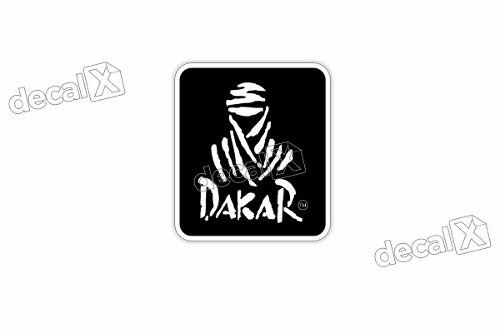 Adesivo Lateral Renault Duster Dakar Resinado Dstr08