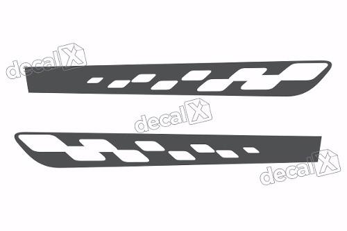 Adesivo Faixa Lateral Renault Logan Sport Logn51