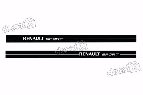 Adesivo Faixa Lateral Renault Sandero Sport Sdro94