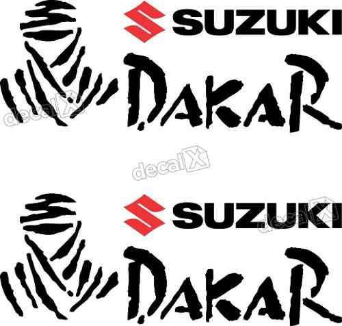 Adesivo Lateral Suzuki Jimny Dakar Jmny19