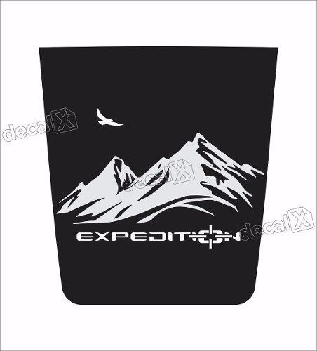 Adesivo Capo Troller Expedition Cp006