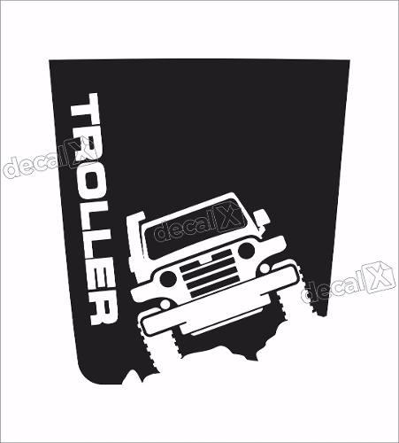 Adesivo Capo Troller Cp015