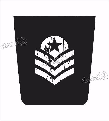 Adesivo Capo Troller Militar Cp010