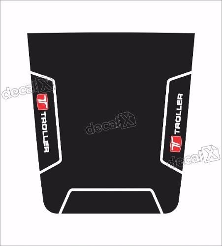 Adesivo Capo Troller Cp014