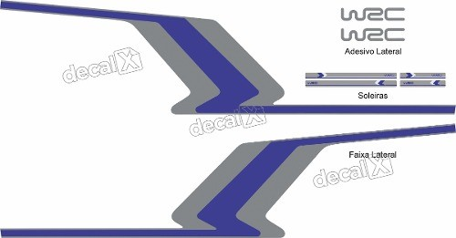 Kit Adesivo Faixa + Soleira Resinada Volkswagen Up Wsc Up01