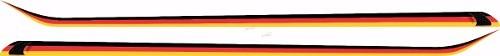 Adesivo Faixa Lateral Volkswagen Up Alemanha Up13