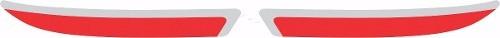 Adesivo Refletivo Vw Gol Parachoque Lanterna Traseira Dv008