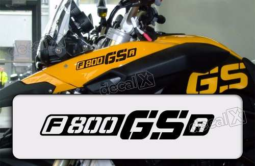 Kit Adesivo Bmw F800gsa Gsa01