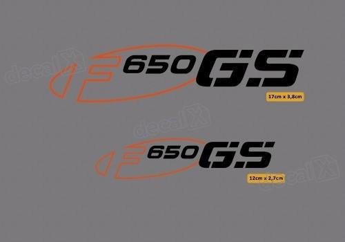 Adesivo Bmw F650gs Gs10