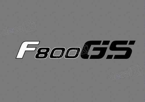 Kit Adesivo Bmw F800gs Gs13