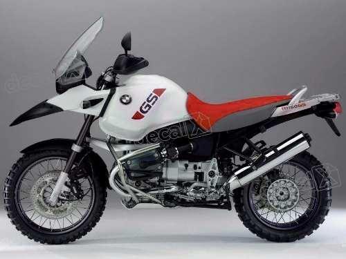 Kit Adesivo Bmw R1150gs Branca Rgs09