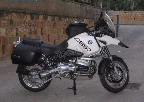 Kit Adesivo Bmw R1150gs Branca Rgs08