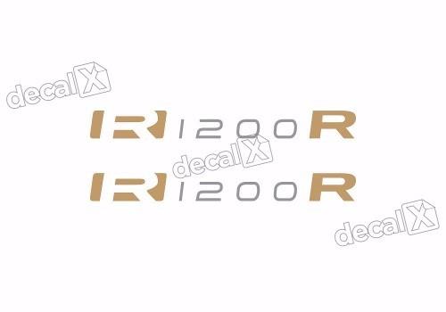 Kit Adesivo Bmw R1200r Rr002